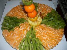 Meyve Sunumu