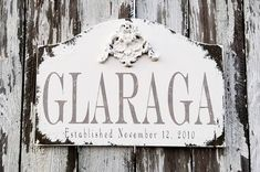 LAST NAME SIGN  Established Sign  Wooden Name Sign  Custom Wooden Name Signs, Wooden Names, Last Name Signs, Family Name Signs, November 12th, Established Sign, Great Gifts, Unique Jewelry, Handmade Gifts