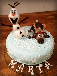 Torta realizzata da Anna Maria Pellecchia e inviata alla nostra App per smartphone. Clicca sul link e scarica anche tu la nostra App e inviaci le foto delle tue torte e le tue ricette.