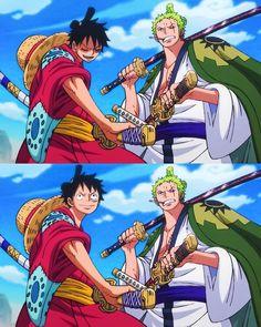 One Piece Anime, Zoro One Piece, One Piece Comic, One Piece Pictures, One Piece Images, Cool Anime Pictures, Reactor Arc, Anime Manga, Anime Guys