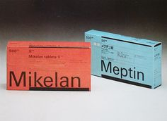 Graphis Packaging 3 | Pharmaceutical packaging design by Helmut Schmid