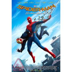 """Mskv Awsome News: A brand-new poster for """"Spider-Man: Homecoming"""" ha..."""