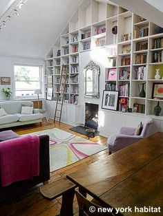 London 1 Bedroom - Loft accommodation - living room (LN-935) photo 1 of 6