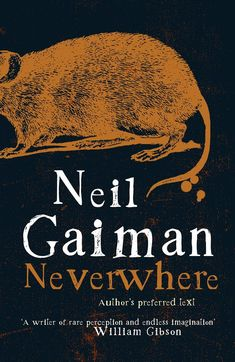 HamWeg Blog has a NEW entry into our Card Catalog ... Neverwhere by Neil Gaiman