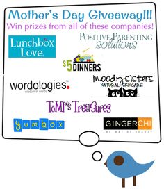 Mother's Day Giveaway Including a Set of my $5 Dinner Mom Cookbooks | 5DollarDinners.com
