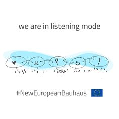 The New European Bauhaus invites you to a conversation about the places we live in and our relationship with natural environments, beyond the built space. Answer a simple question: How will our living spaces look like in the future? Let's discover beautiful, sustainable and inclusive ways of living to inspire our way forward. Meaningful Conversations, How To Start Conversations, Social Transformation, Innovative Research, Co Design, To Focus, Bauhaus, How To Introduce Yourself, Invites
