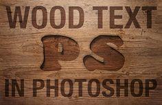 Criar efeitos de texto incríveis com Tutoriais Photoshop - 11