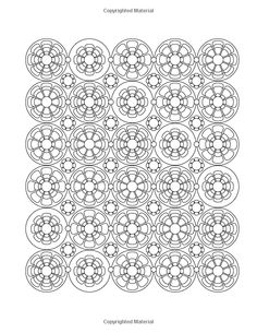 Flower Designs Coloring Book: An Adult Coloring Book for Stress-Relief, Relaxation, Meditation and Creativity (Jenean Morrison Adult Coloring Books) (Volume 1): Jenean Morrison: 9780615983981: Amazon.com: Books