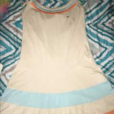 Lacoste Summer Dress!! Beautiful spring-perfect dress! Has never been worn! This piece is fantastic because it can be dressed up or down!  Lacoste Dresses Mini