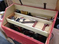 All Replies on What Does Your Dream Toolbox Look Like? @ LumberJocks.com ~ woodworking community