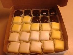 How to do Petit Fours...My Way - Cake Central Community