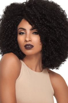 Outre Big Beautiful Lace Front Wig - 4C-Coily