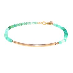 Mint Connection Bracelet