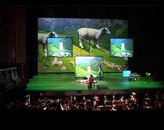 Opera Pastorale - Gérard Pesson - Video scenography by Pierrick Sorin on Vimeo