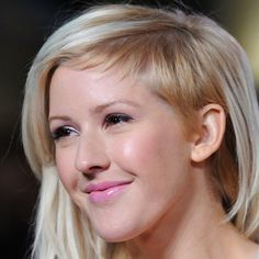 ❤ Ellie Goulding Haircut