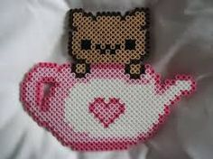 Image result for hama beads dolls house flooring