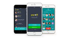 Line Moves Into Group Calling With Popcorn Buzz, Lets You Talk With Up To 200 People For Free - http://mobilephoneadvise.com/line-moves-into-group-calling-with-popcorn-buzz-lets-you-talk-with-up-to-200-people-for-free