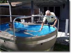 Aquatic Therapy Milwaukee Therapy Pools Pinterest