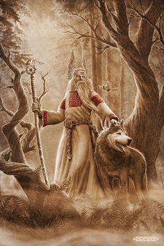 Belobog, (all names meaning White God) is a reconstructed Slavic deity of light and Sun, the counterpart of dark and cursed Chernobog (Black God).