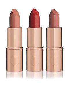Trio of Mini Lipsticks