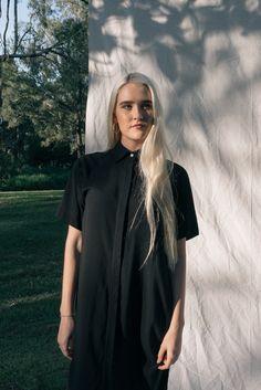 TGB EcoFashion Shop http://the-great-beyond.com/product/black-bianca-dress/ | Free Shipping Bamboo Clothing