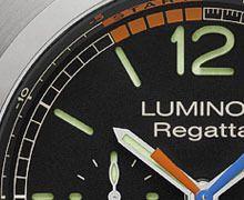 Panerai Luminor Regatta Flyback: Best in Watches - Gear Patrol Panerai Regatta, Watch Gears, Panerai Luminor, Watches, Wrist Watches, Wristwatches, Tag Watches, Watch