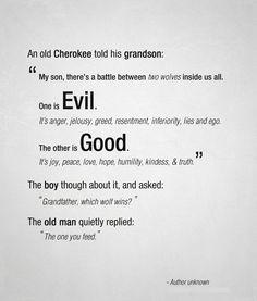 Quote on good vs evil  www.webzeest.com