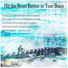 Today's (8.10.14)   #collage    Hit the Reset Button in Your Brain
