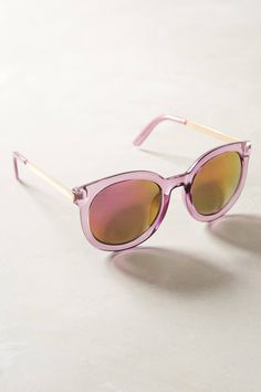0f7a2f1b4003 Maude Mirrored Sunglasses