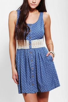 Love this dress <3 #UrbanOutfitters