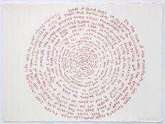 spiral letter