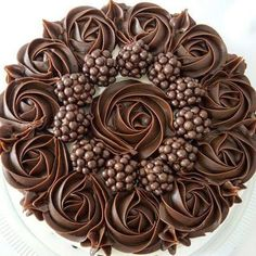 This amazing Chocolate Italian Cream Cake is the best! Wonderful flavor from chocolate and pecans, and frosted in a delicious chocolate cram cheese frosting! Chocolate Italian Cream Cake Recipe, Italian Cream Cakes, Delicious Chocolate, Cake Icing, Buttercream Cake, Cupcake Cakes, Cupcakes, Chocolate Delight, Chocolate Lovers