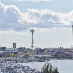 A Seattle Kinda Day!