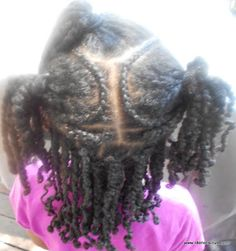 Relaxed and Natural Hair Styles and Hair Care