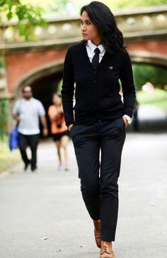 LIKE A BOSS | 45 Cute Tomboy Outfits and Fashion Styles | Cute Tomboy Outfits | Tomboy Fashion Styles | Fenzyme.com