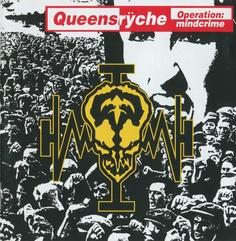 """Queensrÿche - Operation Mindcrime  Curiosamente los conocí primero con su posterior """"Empire"""", el cual me pareció insuperable. Pero cuando escuché este disco creí estar en otro mundo. BUENÍSIMO!!...Los Rÿche están que se lo comen todo con esta magistral obra conceptual"""