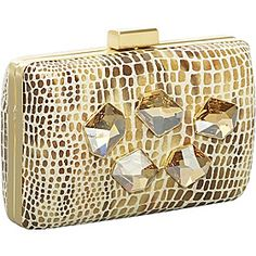 Inge Christopher Farrah crystallized minaudiere from ebags.