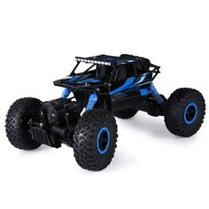 RC Car Rock Crawlers Driving Car Double Motors Drive Bigfoot Car Remote Control Car Model Off-Road Vehicle Toy Monster Truck Toys, Toy Trucks, Lifted Trucks, Rc Cars For Sale, Power Motors, Rc Rock Crawler, Remote Control Cars, Radio Control, Rally Car