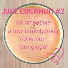 Juice recipe by iMake www.imake.gg
