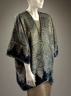 Jacket Mariano Fortuny, 1927 The Los Angeles County Museum of... - OMG that dress!
