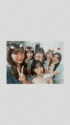 Gfriend Sowon Yerin Eunha SinB Yuju Umji Wallpaper Fondo de pantalla HD iPhone Kpop Girl Groups, Kpop Girls, Lock Screen Wallpaper, Iphone Wallpaper, Gfriend Sowon, G Friend, Aesthetic Wallpapers, Boy Or Girl, Photo Editing