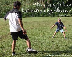 Attitude is a little thing that makes a big difference. Quote Winston Churchill Photo taken Santa Cruz La Laguna, Guatemala Inspirational Quotes Pictures, Winston Churchill, Us Travel, Picture Quotes, Attitude, Big, Santa Cruz
