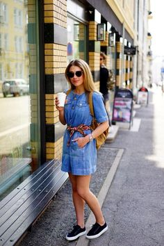 School Girl | Tone Damli | Bloglovin' Style Icons, Denim Skirt, Lifestyle, Chic, Skirts, Outfits, Clothes, Instagram, Dresses