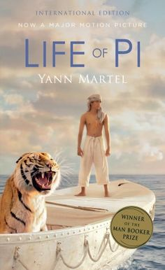 Life of Pi. One of the best movies I have ever seen.  beautiful