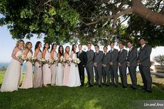 Private Pacific Palisades Estate Wedding- Jamie & Danny