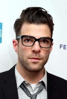 What is is about men in glasses ??