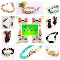 NOVY TOVAR NA SKLADE! Odosielame do 24 hod. od objednania :) www.ejha.sk Ale, Charmed, Bracelets, Jewelry, Fashion, Moda, Jewlery, Jewerly, Fashion Styles