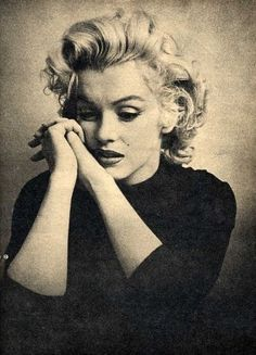Marilyn, I think my grandmother Wilma, looked a lot like her when she was a young woman