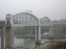 Royal Albert Bridge, Saltash- Isambard Kingdom Brunel design