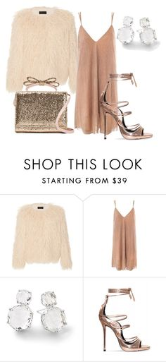 """Welcoming the new year in style!"" by triceyfashion ❤ liked on Polyvore featuring Nili Lotan, Sans Souci, Ippolita and RED Valentino"